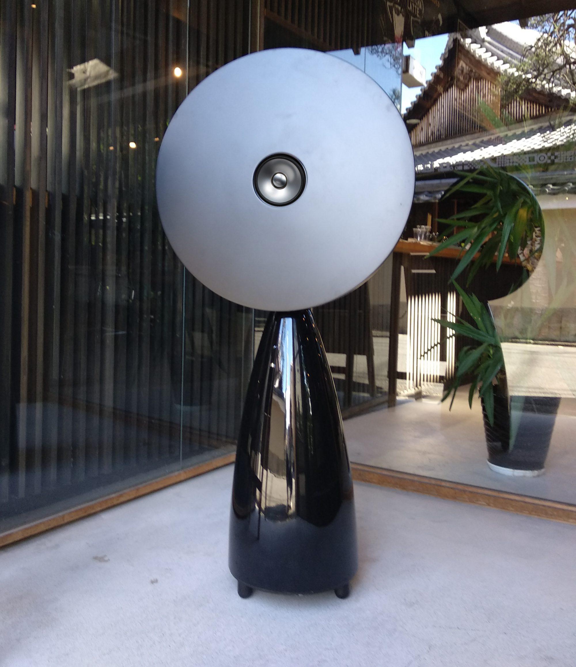 Resonator Speakers